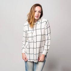 Blouse, Long Sleeve, Sleeves, Tops, Women, Fashion, Cotton Shirts, Linen Shirts, Green Cotton