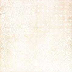 Décor Sorbonne beige 60x60 cm