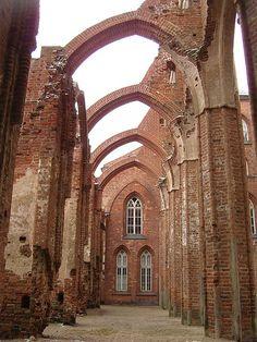 Tartu Cathedral ... Tartu, Estonia