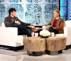 "Ashton Kutcher: Mila Kunis Is ""Greatest Mom"" to Daughter Wyatt - Us Weekly"