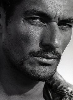 David Gandy=rugged & yummy