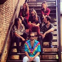 Crystal Fighters - Rocking The Daisies 2014
