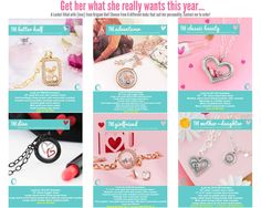 """Origami Owl just made your Valentine's Day shopping easier ~ press the """"EASY button"""" to order this complete look with just one click. Origami Owl Business, Origami Owl Lockets, Better Half, Valentines Day, Good Things, Make It Yourself, Easy, Personality, Design Ideas"""