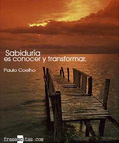 Sabiduria - Paulo Coelho