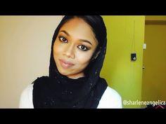 Simple & Easy | Arabian Inspired Makeup look - YouTube