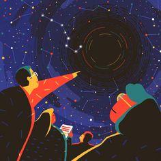 Yukai Du - Illustrator,Animator – The Dots