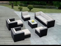 Discount Patio Furniture - ohana collection PN1001 Genuine Ohana Outdoor...