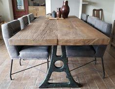 Doğal Ahşap Yemek Masaları ve Sehpalar tasarımları - table legs