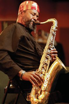 Saxophonist David S. Ware, A 'One-Of-A-Kind' Improviser, Has Died
