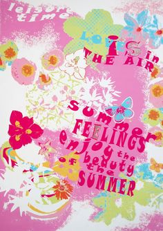 Frontprint Kiko Girls Summer Feeling, Feelings, Girls, Fashion Graphic, Graphics, Toddler Girls, Daughters, Maids