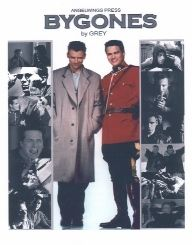 Due South, Fictional Characters, Fantasy Characters