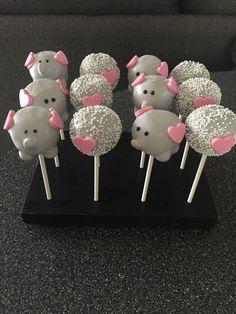 Elephant Cakepops More
