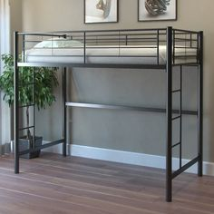 Found it at Wayfair - Naples Twin Loft Bed