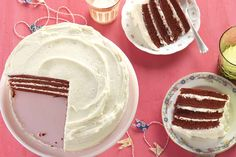 Gluten-Free Red Velvet Cake: King Arthur Flour