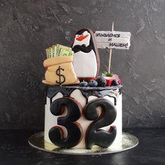 Очень позитивный торт 👌🏻😝 Идея моей креативной Заказчицы! 😘