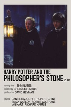 Harry Potter Movie Posters, Harry Potter Quiz, Fantastic Beasts Poster, Golden Trio, Philosophers Stone, Harry Potter Wallpaper, Harry Potter Aesthetic, Aesthetic Movies, Minimalist Poster
