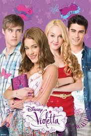 Leon, Violetta, Lucinda en Thomas