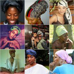 love the wraps Natural Hair Care, Natural Hair Styles, Head Turban, One Hair, Natural Hair Inspiration, Hair Art, Queen, Head Wraps, Cool Hairstyles