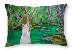 Throw Pillow, home,accessories,sofa,couch,children's,bedroom,decor,cool,beautiful,fancy,unique,trendy,artistic,awesome,fahionable,decorative,unusual,theme,gifts,presents,for,sale,design,ideas,items,products,colorful,green,female,girl,romantic,fine art america