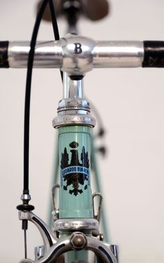 Bianchi Super Corsa 51 c-c with full Campagnolo Super Record.