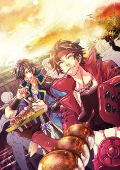 Date Masamune & Yukimura Sanada