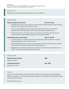 Skills Highlight  My Resume    Free Resume Resume And