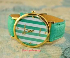Multicolor optional leisure fashion watch by Godisgirl on Etsy, $7.99