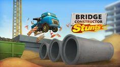 Bridge Constructor Stunts Mod Apk Download – Mod Apk Free Download For Android Mobile Games Hack OBB Data Full Version Hd App Money mob.org apkmania apkpure apk4fun