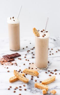 But First, Coffee (Milkshakes): How to Make the Best Homemade Coffee Milkshakes | Paper and Stitch