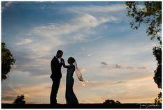 Bride and Groom Creative Portrait | Araluen Golf Resort Wedding | Trish Woodford Photography