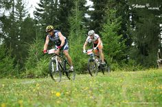 The Arlberg Bike Marathon in St. Anton am Arlberg. The closing competition of the Arlberg Eagle mountain triathlon. A difficult strength-sapping race over 41 km awaits the participants. Anton, Tyrol Austria, Social Events, Triathlon, Marathon, Competition, Strength, Eagle, Mountain
