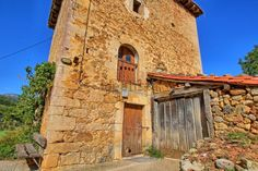 Facade Spanish House, Facade, Houses, Homes, Facades, Home, House, At Home, Arbors