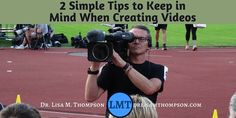 Do you know how long your videos should be on each of the social media networks? This can mean the difference between getting engagement and leads, and none at all. I share with you in this blog post what your recommended video lengths should be on Facebook, Twitter, Instagram, and YouTube. Repin if you got value  http://www.drlisamthompson.com/creating-videos/