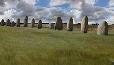 Découverte à Stonehenge