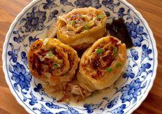 Sauerkraut Rolls (Krautkrapfen) Recipe -  Very Tasty Food. Let's make it!