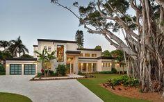 Contemporary Modern House Plan 71554 Elevation