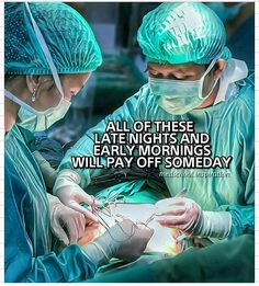 it will all pay off #medstudent #medschool  ★·.·´¯`·.·★ follow @motivation2study for daily inspiration