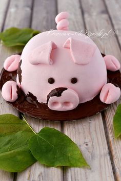 Marshmallow Face, Amish Crafts, Cute Cakes, Marshmallows, Food Art, Cupcake Cakes, Cake Recipes, Cake Decorating, Birthday Cake