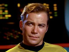 as far as I'm concerned, there is only one captain of the Enterprise... and that is Kirk.