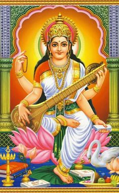 259 best jay maa saraswati images in 2019 hinduism gods goddesses indian - Images of hindu gods and goddesses ...
