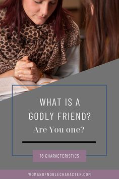 Comparing the definition of friend to the description of friend in the Bible. Are you a godly friend? Do you have godly friends? 10 characteristics of a godly friend and examples of friendship in scripture #godlyfriendships #friendship #friends #biblicalfriendship #Christianfriendship #womanofnoblecharacter Christian Wife, Christian Living, Christian Faith, Proverbs 31 Wife, Spiritual Needs, Biblical Marriage, Virtuous Woman, Identity In Christ, Sisters In Christ