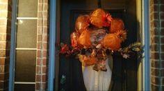Fall wreath $45