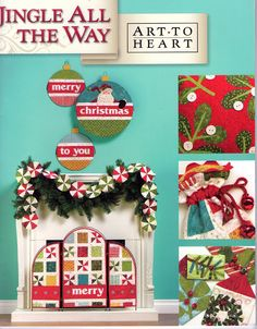 Art to Heart Jingle All The Way - rosotali roso - Álbumes web de Picasa