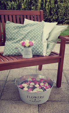 Romantik im Garten