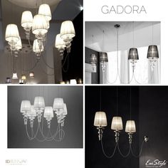 LUCI ITALIANE . EVI STYLE  | ID RUNWAY. www.luciitaliane.com, #euroluce2015, #salonedelmobile2015, #lightingdesigntrend, #chandelier, #lamptrend, #cristallamp, @luciitaliane