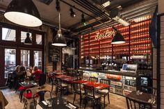 Spiler bistro pub, Budapest hotels and restaurants