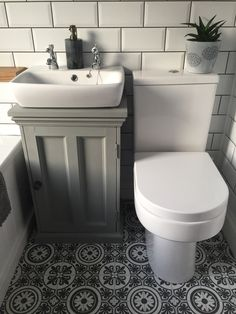Navigate to the original website around Diy Master Bathroom Ideas Renovation Small Attic Bathroom, Small Toilet Room, Bathroom Red, Upstairs Bathrooms, Bathroom Layout, Master Bathroom, Remodled Bathrooms, New Bathroom Ideas, Bathroom Tile Designs