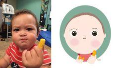 fotos-de-crianças-transformadas-em-ilustrações-8