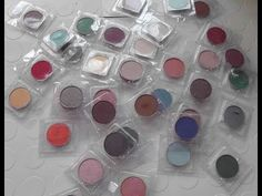 """?? Coastal Scents. - the individual """"Hot Pot"""" eyeshadows from Coastal Scents. and there are soooo many dupes for mac shadows. Their quality is far superior to that of their large palettes, with far better pigmentation and Manu more matte shades They are incredible quality, only $2 US per e/s, :)"""