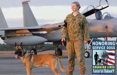 Like Military Working Dogs? Its Natl' #ServiceDog month @petco http://www.naturalbalanceinc.com/national-service-dog-month.aspx